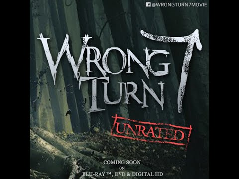 Wrong Turn 7 Official Trailer 2017 New Hollywood Horror Movie