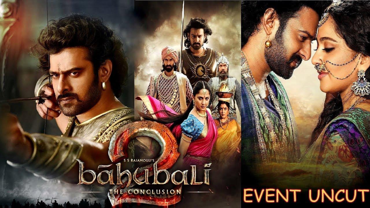 Bahubali 2 Full Movie Cast Event Launch 2017 Prabhas Rana